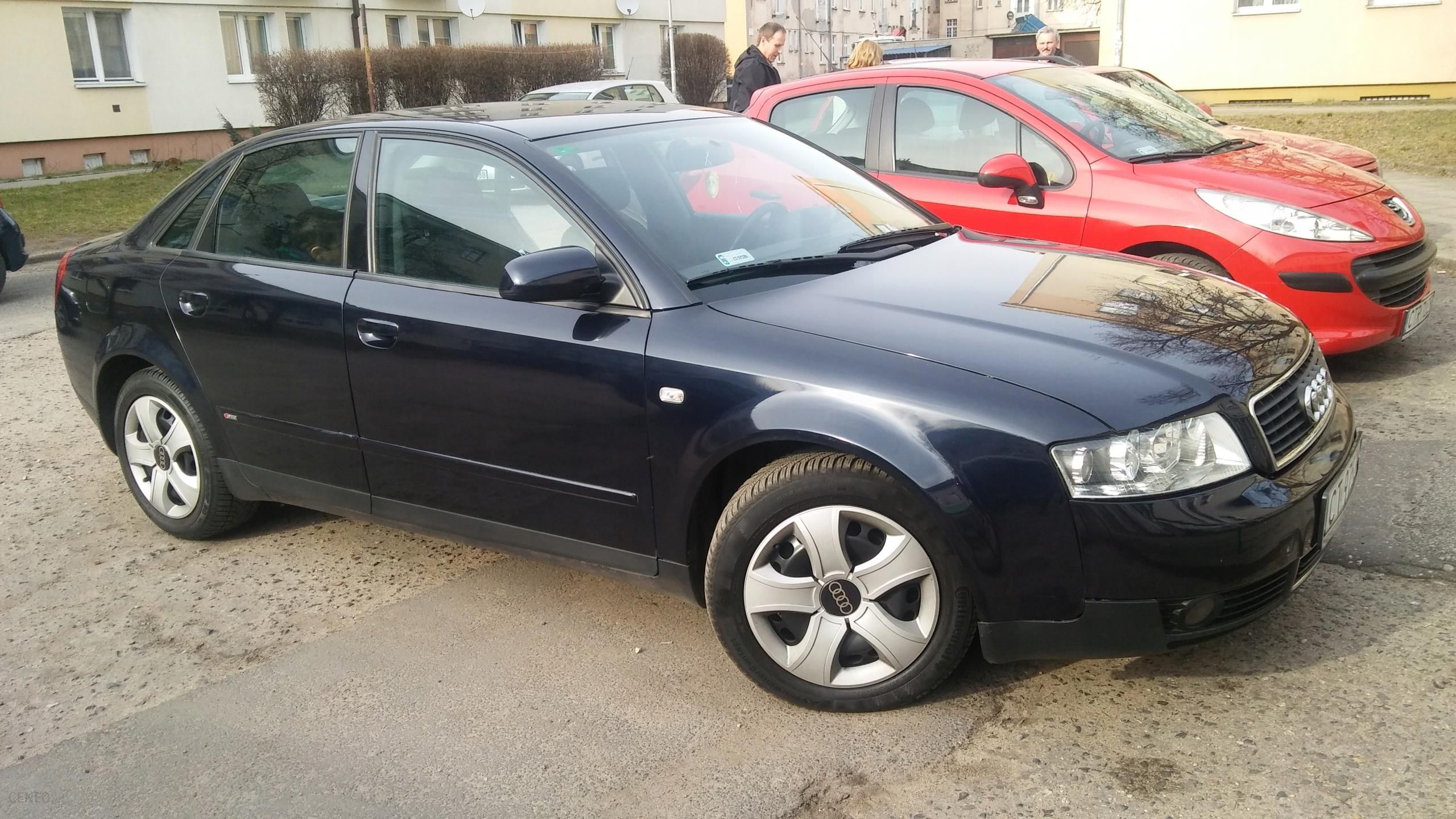 Audi A4 B6 20 Alt Jedyna W Takim Stanie Opinie I Ceny Na Ceneopl