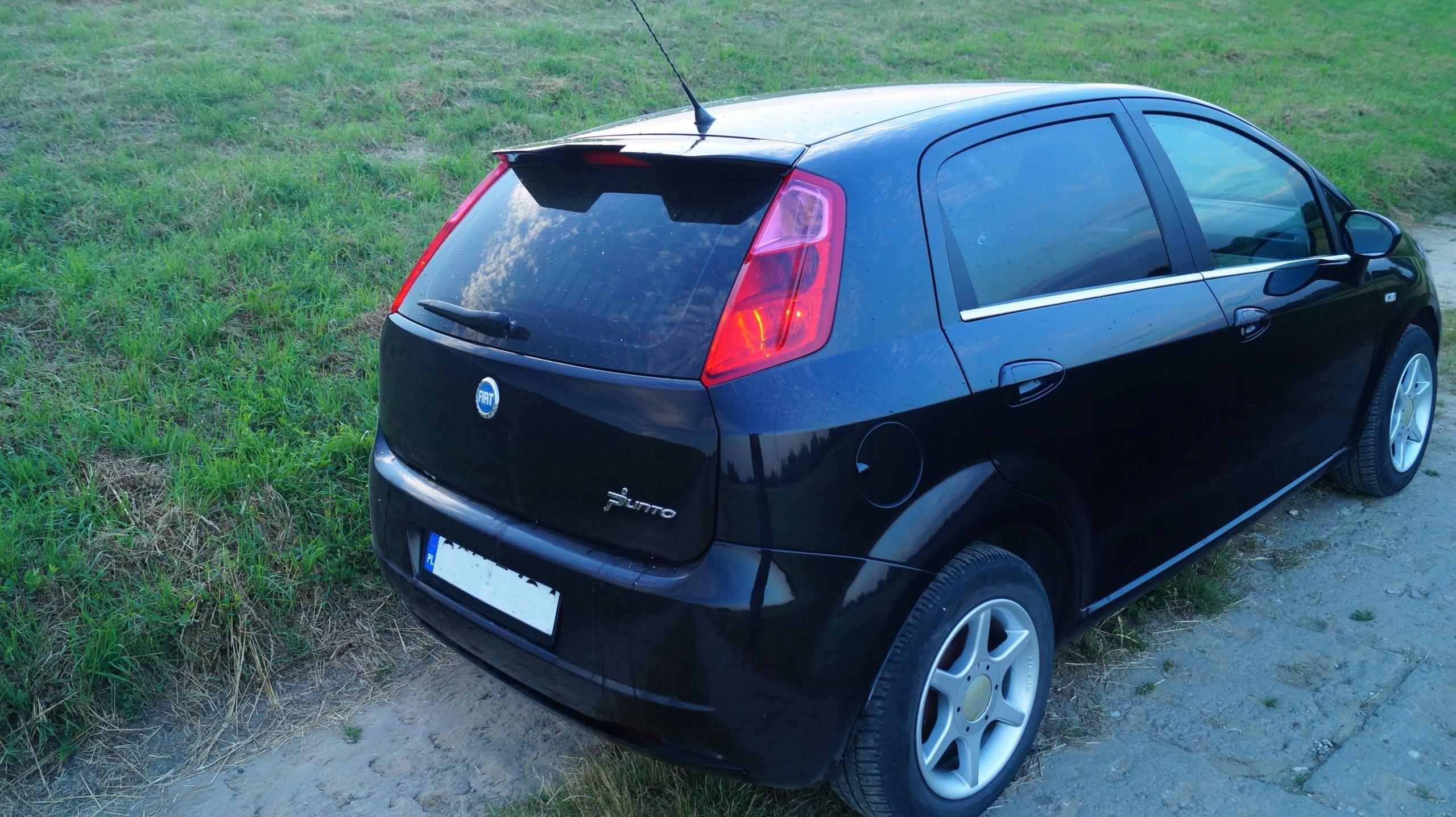 Fiat Grande Punto Opony Zimowe Na Felgach Stal Opinie I Ceny Na