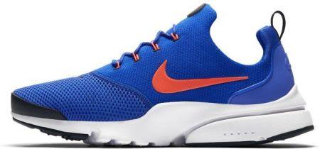 separation shoes ef7df 9cb36 Buty męskie Nike Presto Fly - Niebieski ...