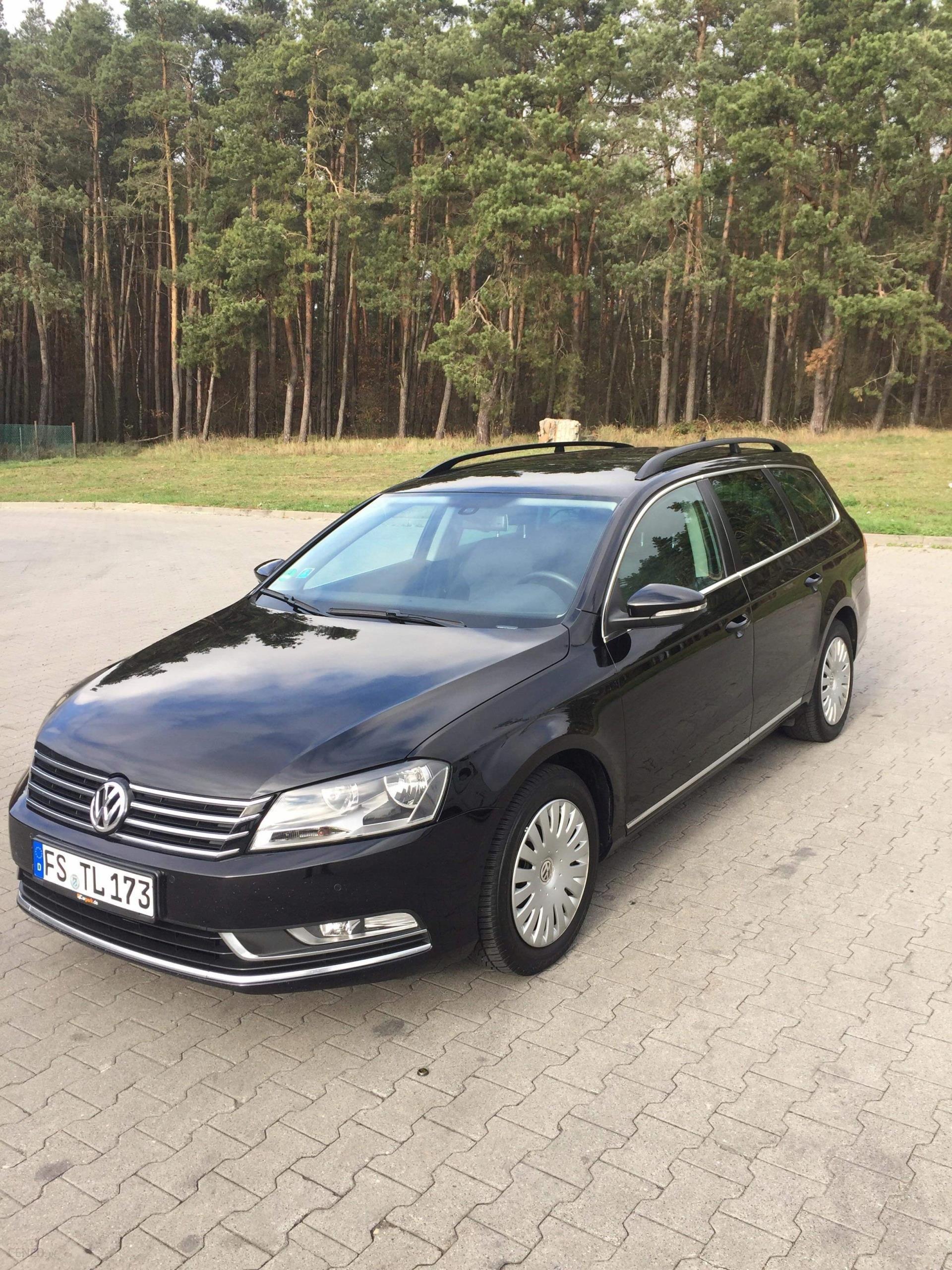 Volkswagen Passat B7 2012 2 0 Tdi 140km Opinie I Ceny Na Ceneo Pl