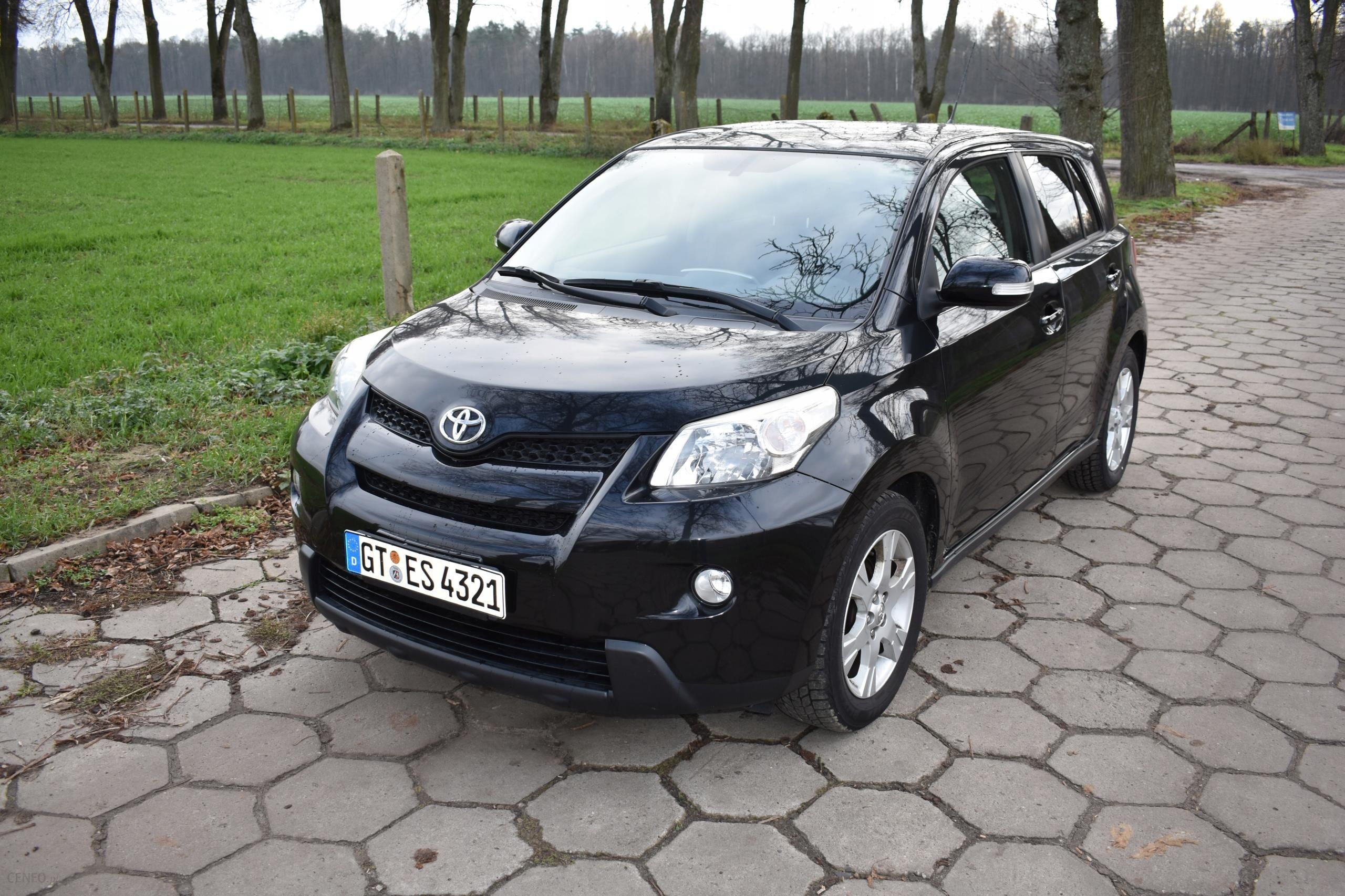 Toyota Urban Cruiser 1 33 Benzyna Vvt I Opinie I Ceny Na Ceneo Pl