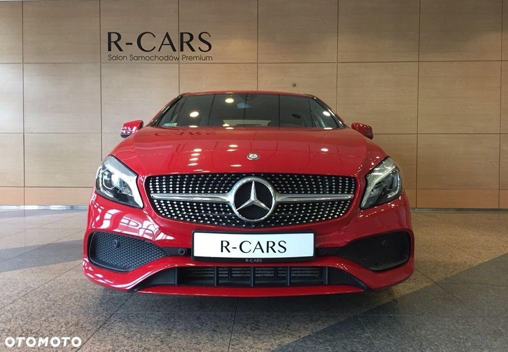 Mercedes Benz Klasa A 180 Pakiet Amg Automat Opinie I Ceny Na Ceneo Pl