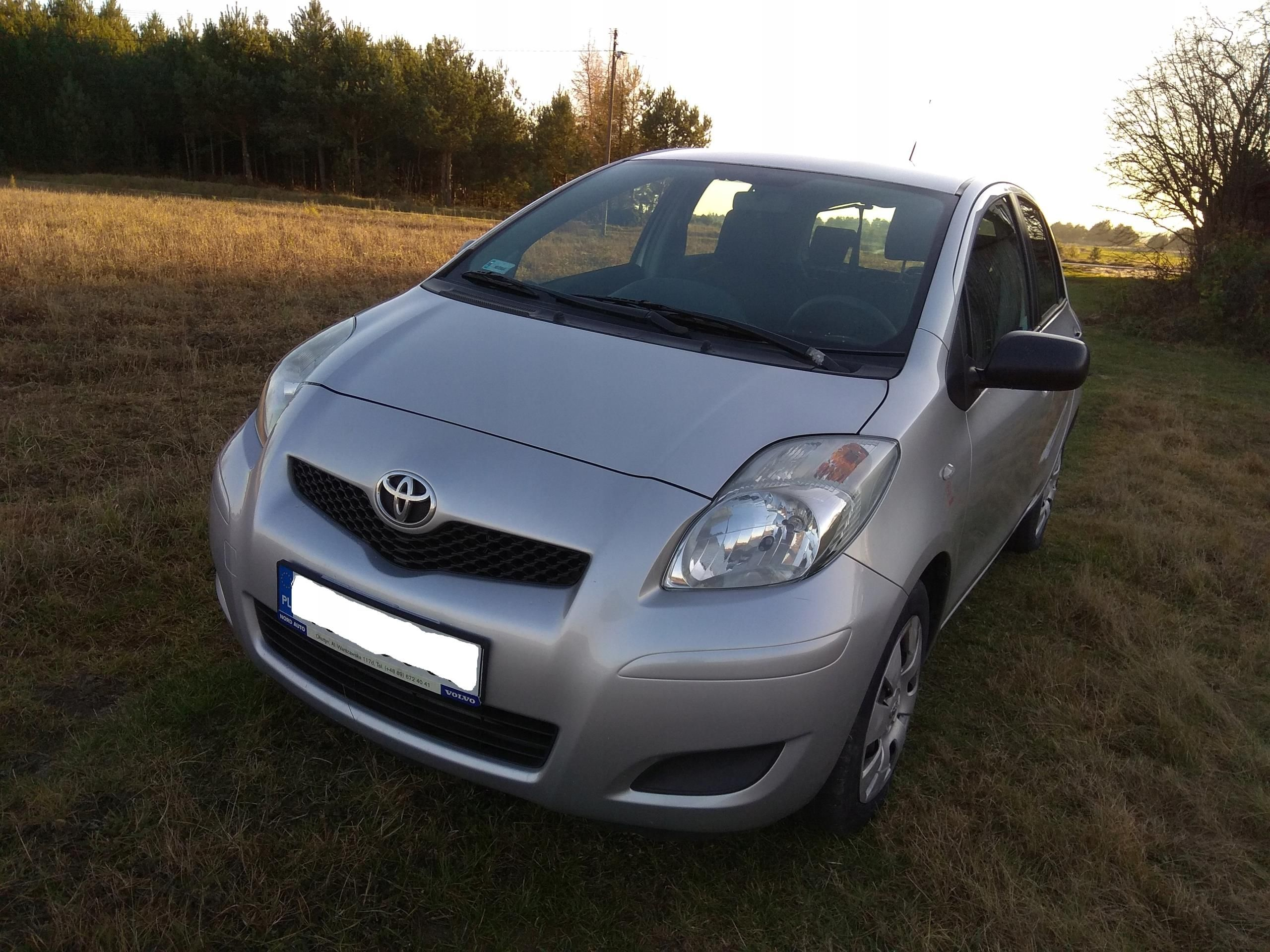 Toyota Yaris Ii 14 D4d Faktura Vat 23 Brutto Opinie I Ceny Na