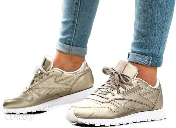 Buty Reebok Classic Leather damskie sneakersy r 37 Ceny i opinie Ceneo.pl