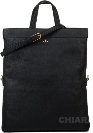 23bb4c344709d Podobne produkty do Solidny plecak damski klasyczny miejski plecaczek skóra  eko - czarny