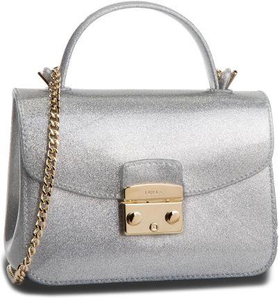 41ea7b6960438 Markowa modna mała torebka kuferek David Jones w beżowym odcieniu CM ...