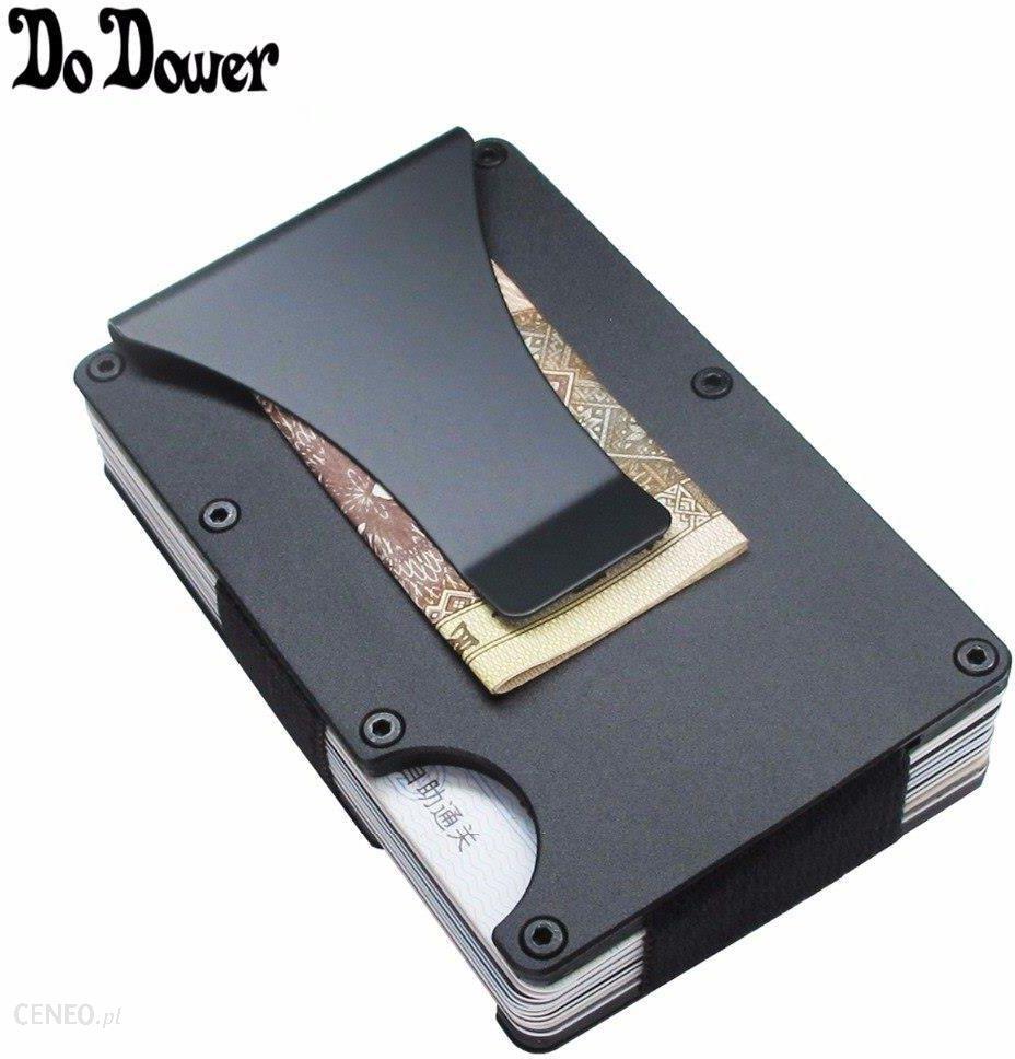 taille 40 66b0b f9258 AliExpress Slim Metal Posiadacz Karty kredytowej Z RFID Anty-szef Porte  Carte Podróży Mini Portfel Dla Mężczyzn Kobiet Posiadacz Karty Mężczyzna  portf ...