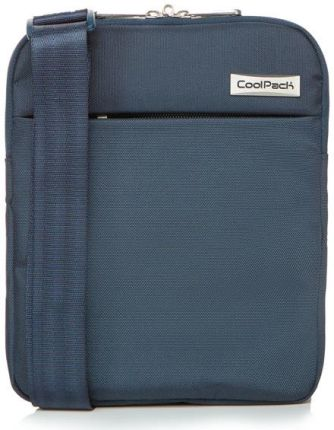 a859682464f53 Biznesowa torba miejska na ramię Coolpack Stunt Blue 36414CP A45105 -  Niebieski