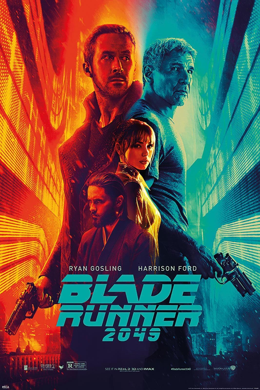 Blade Runner 2049 Ogień I Lód Plakat Kinowy 61x915 Cm Pp34247 Opinie I Atrakcyjne Ceny Na Ceneopl