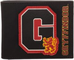 Harry Potter Gryffindor Wallet - Black