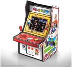 MyArcade 6  Retro Mappy Micro Player