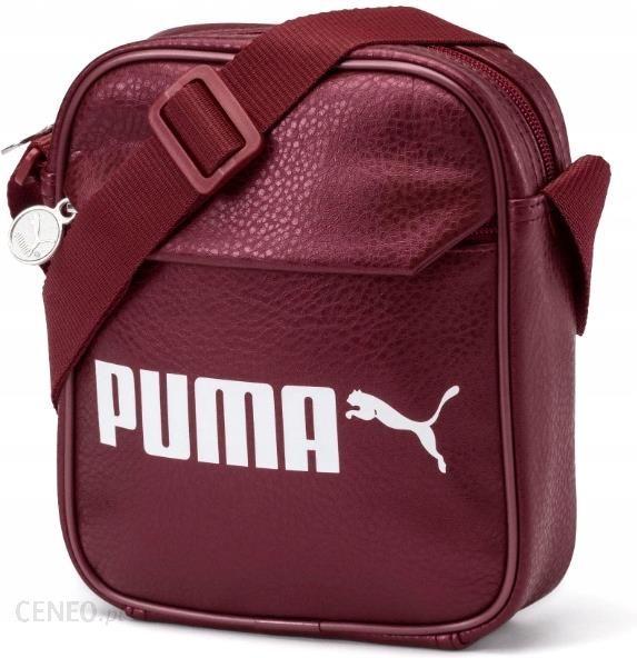 007772538d16c Puma Torebka Listonoszka Campus Portable 075004-05 - Ceny i opinie ...