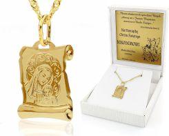 5e457ec2a75533 Medaliki zlote Biżuteria i zegarki - Ceneo.pl strona 2
