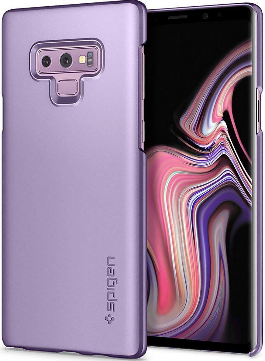 Spigen Thin Fit Samsung Galaxy Note 9 fioletowy (599CS24568)