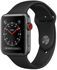 Apple Watch Series 3 Sport GPS 42mm Czarny (MTF32MPA)