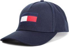 c32a76a27f38e Czapka z daszkiem TOMMY HILFIGER - Flag Cap AM0AM04299 413 eobuwie