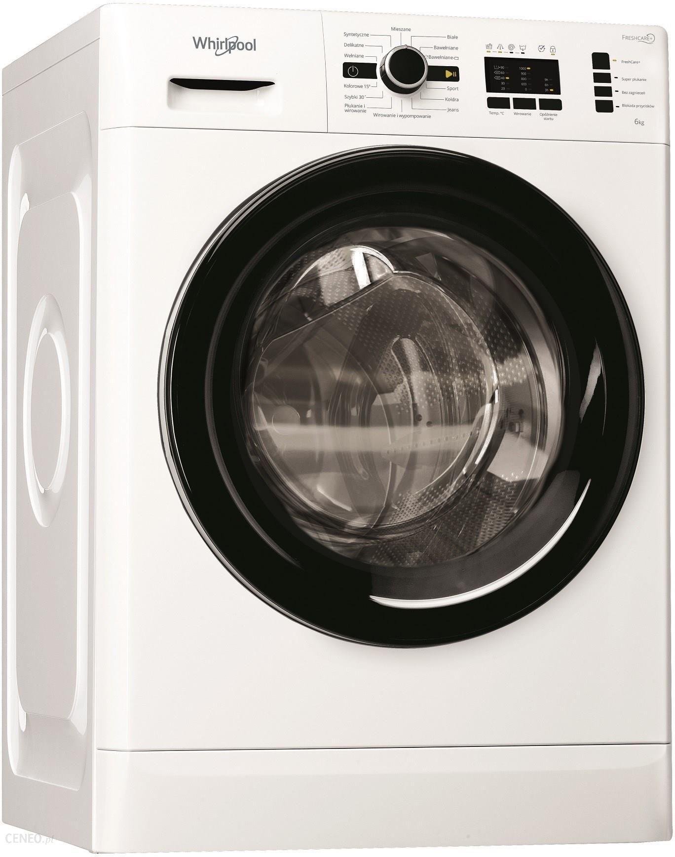 Pralka Whirlpool FWL61052BPL