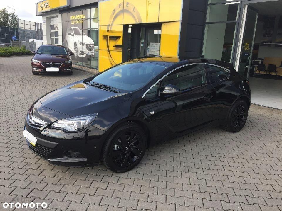 Opel Astra Gtc 1 6 Turbo 200km Ostatnia Taka Gtc Opinie I Ceny Na Ceneo Pl