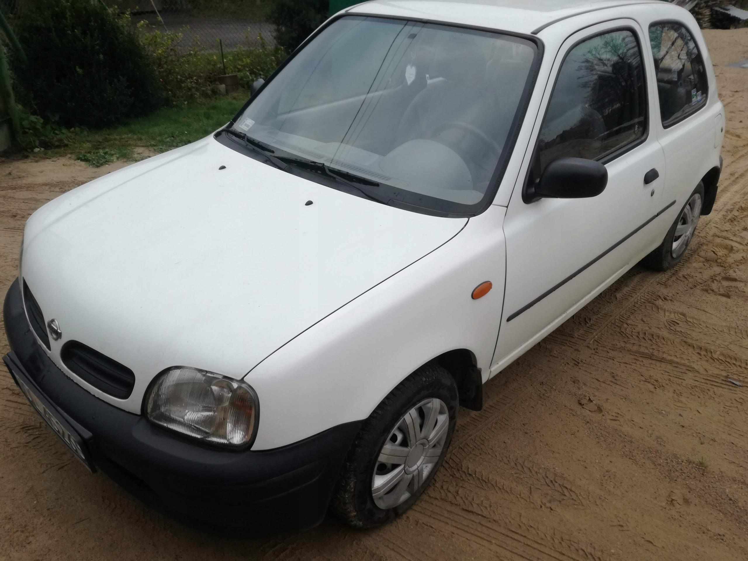 Nissan Micra K11 1 0i 3dr Benzyna 1999r Opinie I Ceny Na Ceneo Pl