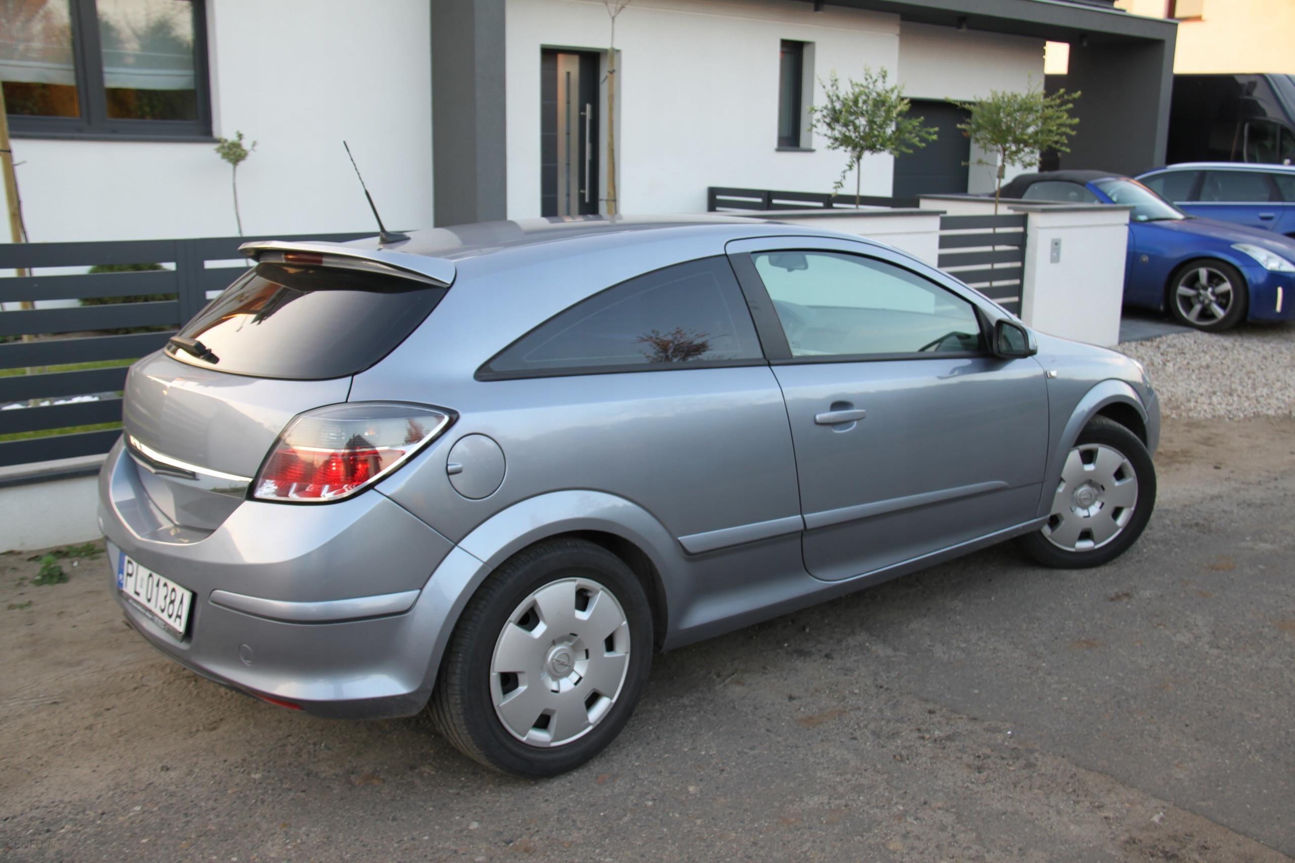 Opel Astra H Gtc Opinie I Ceny Na Ceneo Pl