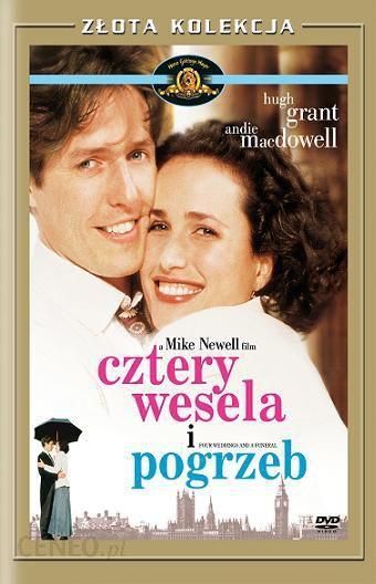 Film Dvd Cztery Wesela I Pogrzeb Polski Lektor Dvd Ceny I