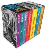 HARRY POTTER COMPLETE PB BOXED SET