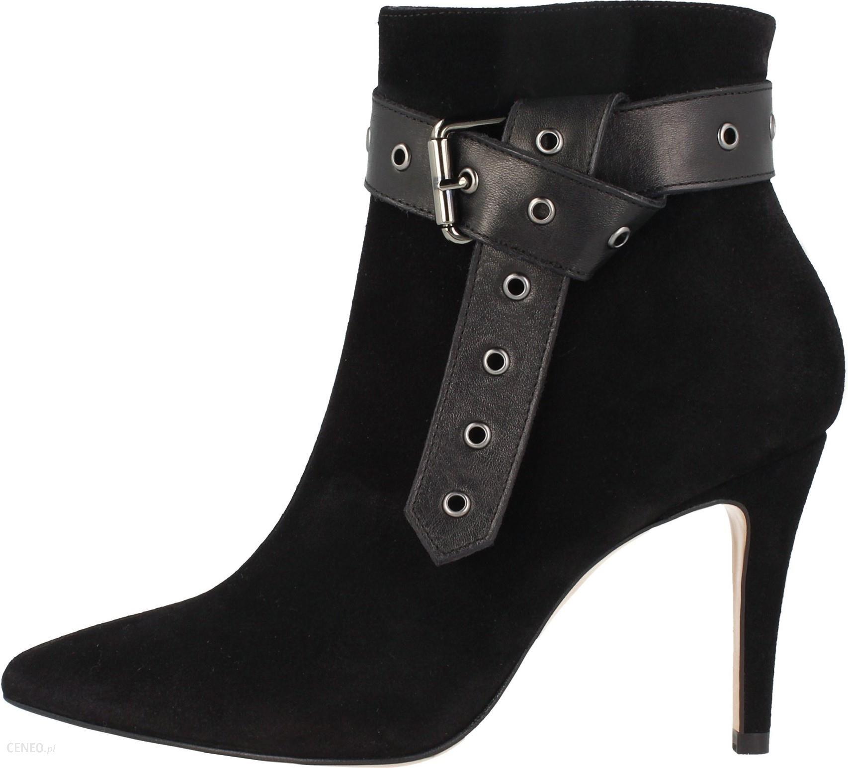 9e71db5985466 Roberto Botella buty za kostkę damskie 41, czarny - Ceny i opinie ...