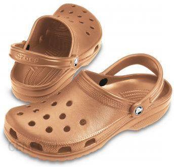 fabrycznie autentyczne pierwsza stawka sprzedawane na całym świecie Crocs złote buty Classic Gold - W9 - Ceny i opinie - Ceneo.pl