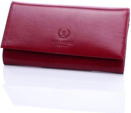 024315109bbe6 i Ekskluzywny portfel damski Paolo Peruzzi - kopertówka ze skóry licowej  781PP