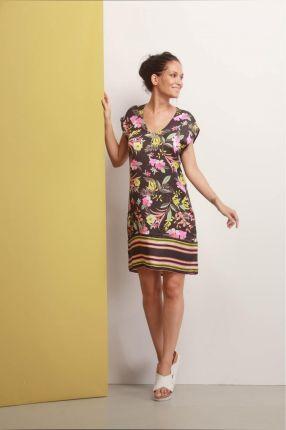 c8b83400f5 Żółta Sukienka SONYA Plus Size - Ceny i opinie - Ceneo.pl