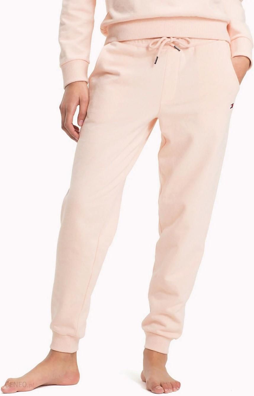 d7e51710861cb Tommy Hilfiger pudrowe dresy Track Pant - XS - Ceny i opinie - Ceneo.pl
