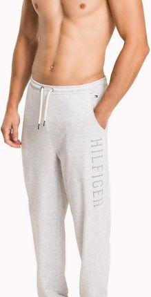 6dd6edf0e26da4 Tommy Hilfiger jasno-szare dresy męskie Pant - XL