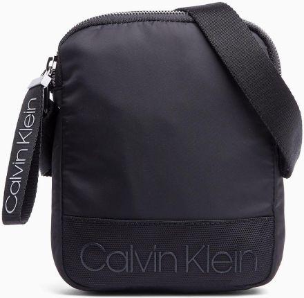 d42ae8536a9fc Calvin Klein ALEC Torba na ramię black - Ceny i opinie - Ceneo.pl