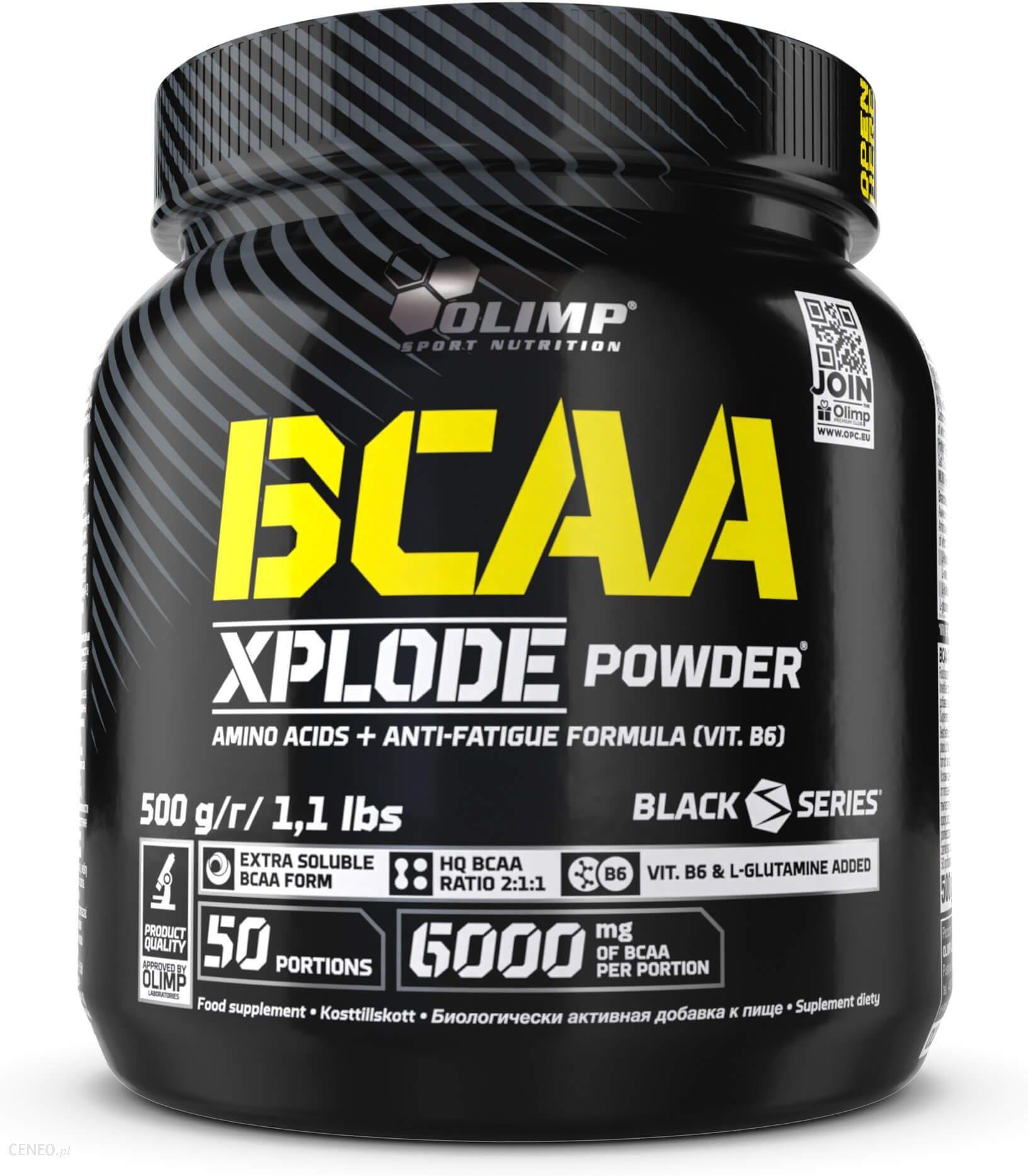 Aminokwasy Olimp Bcaa Xplode Powder 500G