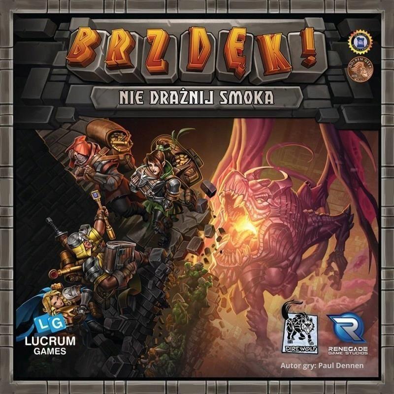 Lucrum Games Brzdęk! Nie Drażnij Smoka