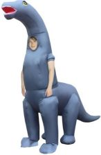 Morphsuits Giant Inflatable Brontosaurus Costume for a Child (MPMCKGIDIST)