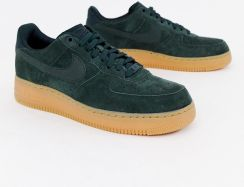 Nike Air Force 1 '07 Suede Trainers In Green AA1117 300 Green Ceneo.pl