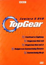 Top Gear. Część II (BBC) [BOX] [5DVD]