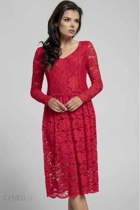 908c9fc1b Długa Sukienka Z Koronki Na313_rozmiar - 44 (xxl) Pepe - Ceny i ...