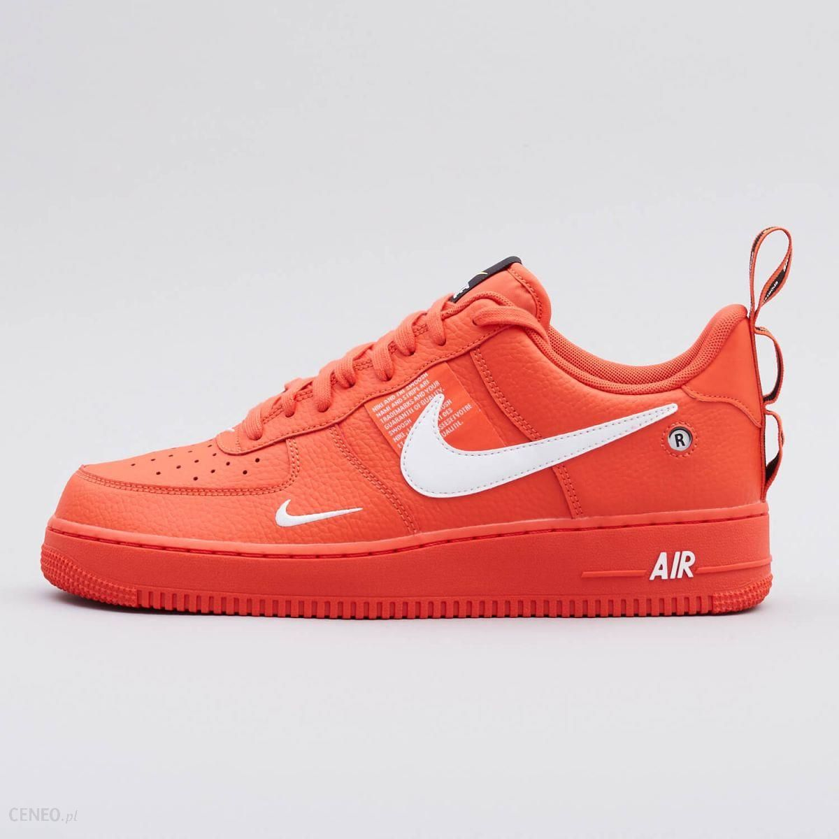 Nike Air Force 1 Low '07 LV8 Red AJ7747 600, r. 38