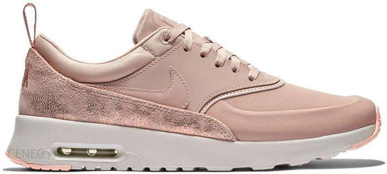 Buty damskie Nike Air Max Thea Premium Khaki Ceny i opinie Ceneo.pl