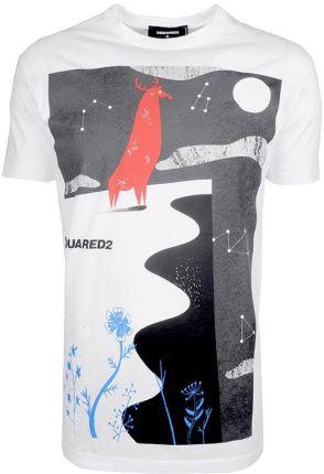 T shirt 3 szt Regular niebieski 6870 (4XL) 973583 Ceny i