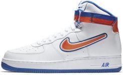 d0a07231e17cbb Buty męskie Nike Air Force 1 NBA High (New York Knicks) - Biel ...
