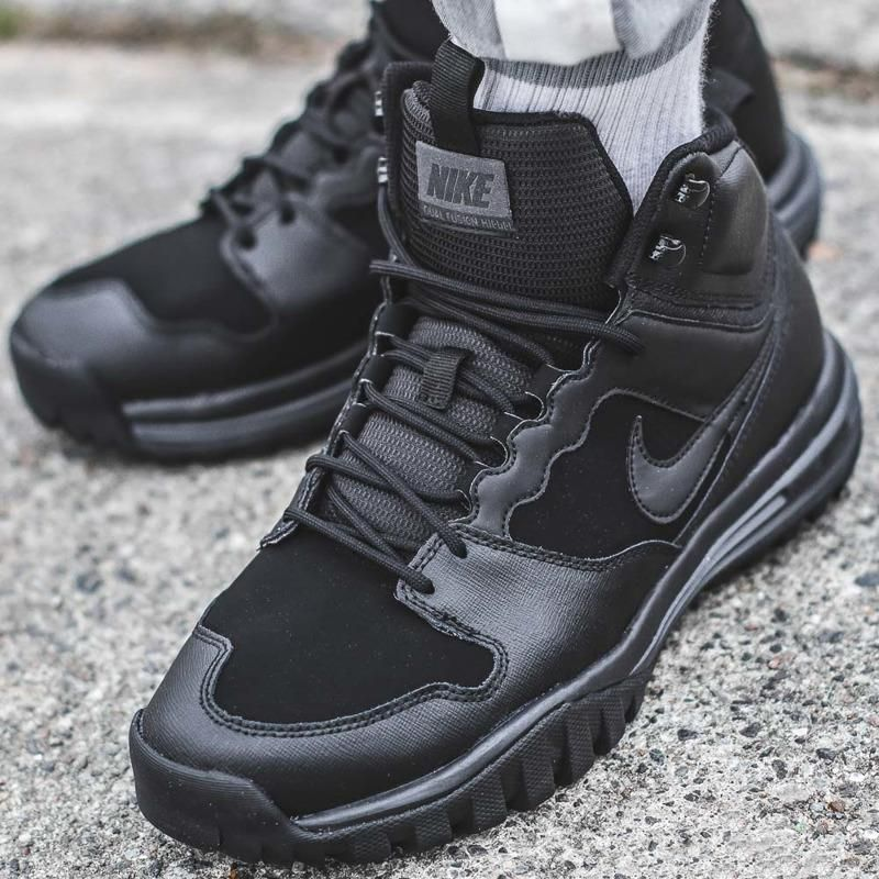 Nike Dual Fusion Hills Mid Leather Ceny i opinie Ceneo.pl