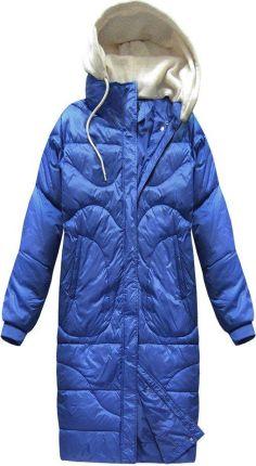 Netmoda Kurtka płaszcz parka z kapturem A931 khaki Ceny i