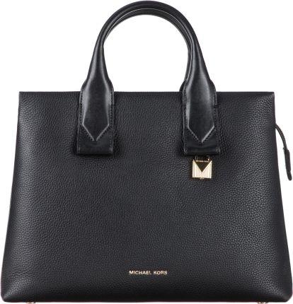 713bb542a673d Torebka Damska Shopper Bag Priscilla Black - Ceny i opinie - Ceneo.pl