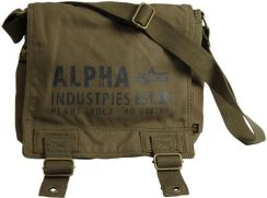 84ff5bec06160 Torba na ramię Alpha Industries Cargo Canvas Utility Bag
