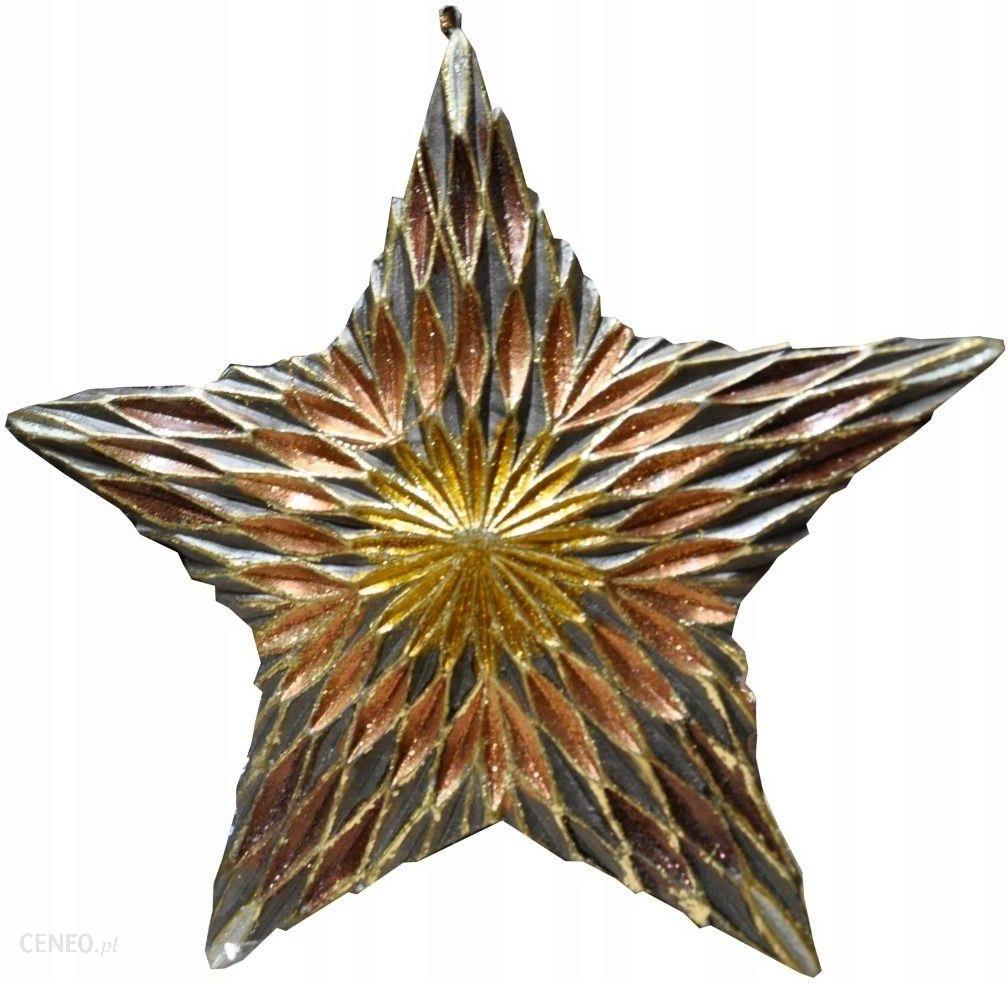 Ręcznie Zdobiona Gwiazda świąteczna Na Choinkę Opinie I Atrakcyjne
