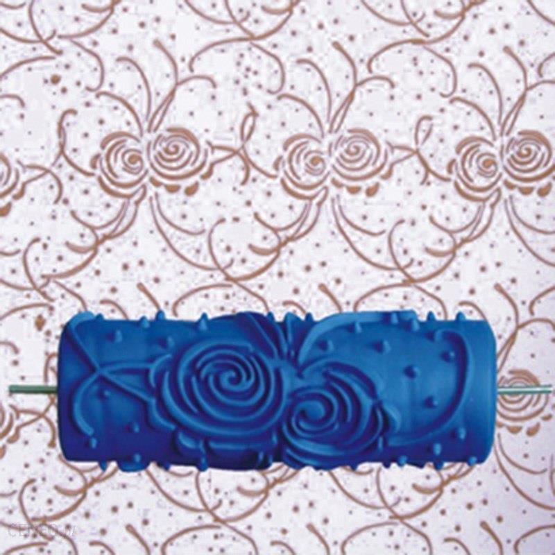 Aliexpress Home Decoration 5 Inch 3d Gumy Malowanie ścian Rolki Wałek Do Malowania ścian Dekoracyjne Bez Uchwytu Uchwyt 039y Darmowa Wysyłka