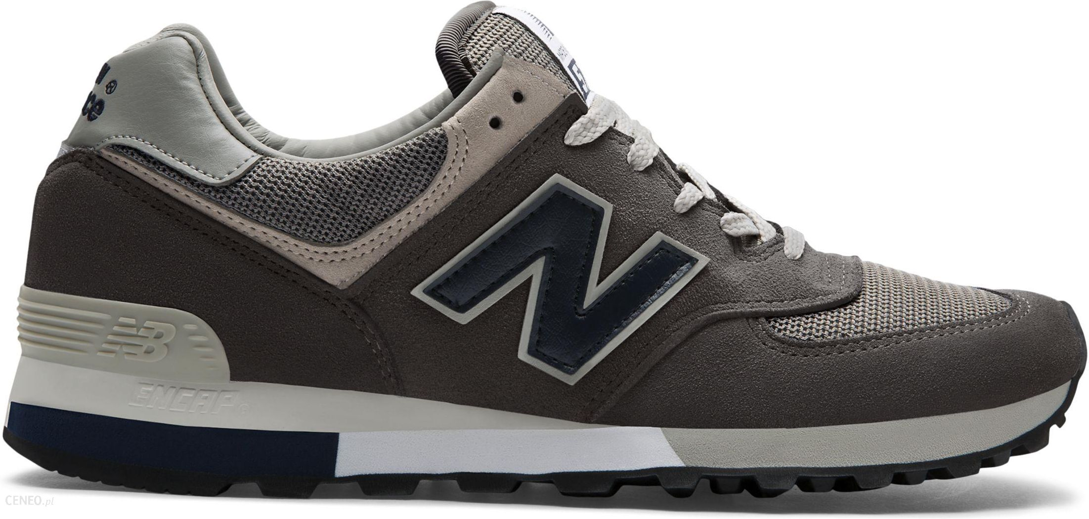 low priced 9fb3b 472f6 New Balance 576 Made in UK Grey with Navy (OM576OGG) - Ceneo.pl